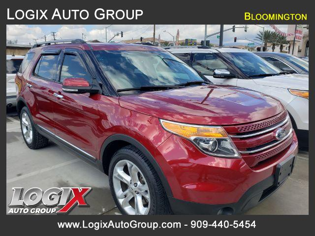 2014 Ford Explorer Limited 4WD - Bloomington #C39898