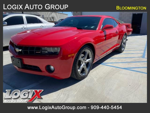 2013 Chevrolet Camaro Coupe 1LT - Bloomington #187408