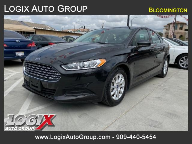 2015 Ford Fusion S - Bloomington #295802