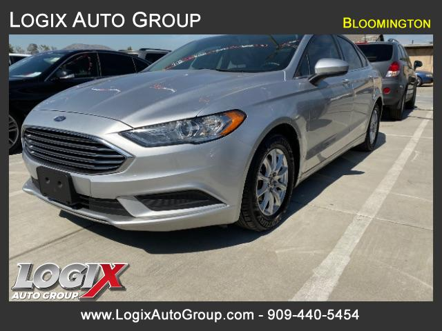 2017 Ford Fusion S - Bloomington #104857
