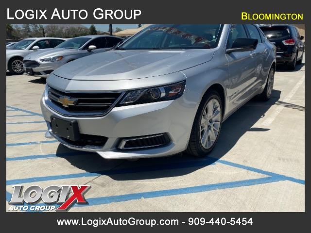 2015 Chevrolet Impala LS - Bloomington #R218418