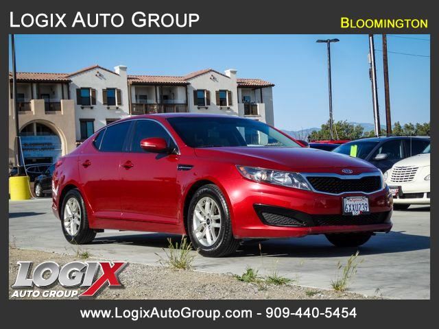 2011 Kia Optima LX AT - Bloomington #109622