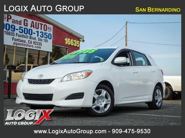 2011 Toyota Matrix Base 4-Speed AT - San Bernardino #651250
