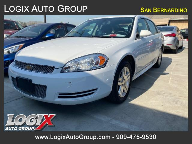 2015 Chevrolet Impala Limited LT - Bloomington #168302