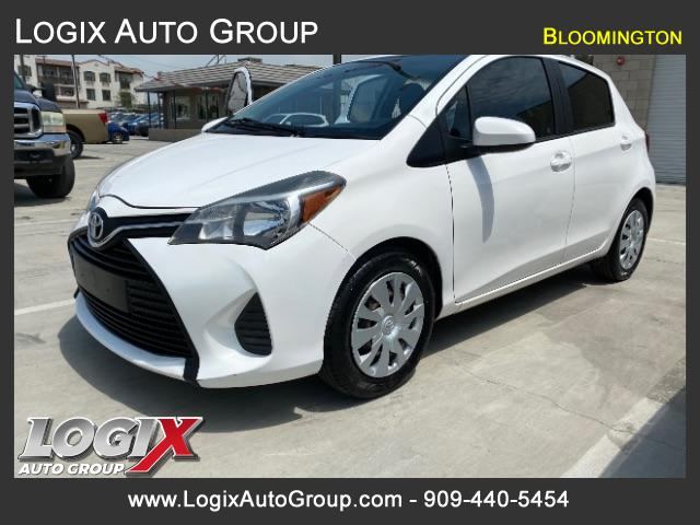 2015 Toyota Yaris LE 5-Door AT - Bloomington #041716