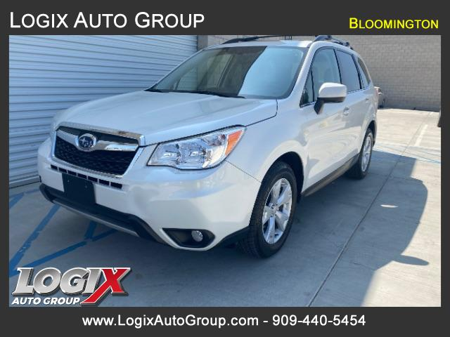 2015 Subaru Forester 2.5i Limited - Bloomington #541224
