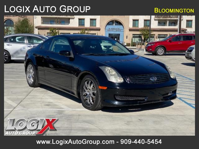 2006 Infiniti G35 Coupe - Bloomington #700695