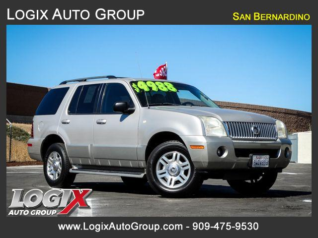 2003 Mercury Mountaineer Convenience 4.6L 2WD - San Bernardino #8455