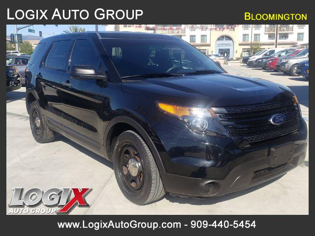 2014 Ford Explorer Police 4WD - Bloomington #B59211
