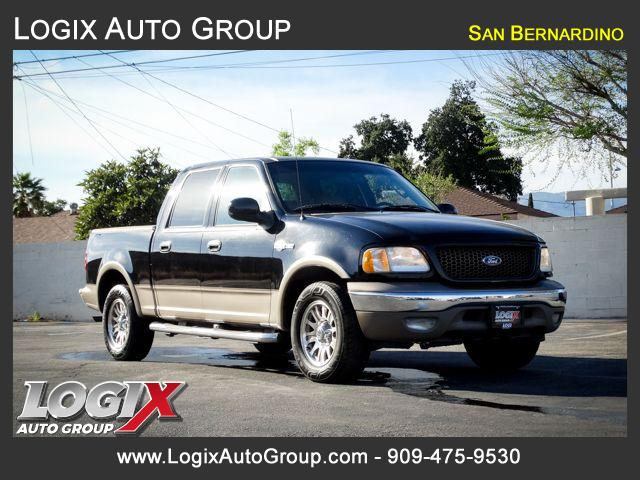 2003 Ford F-150 King Ranch SuperCrew 2WD - San Bernardino #A86463