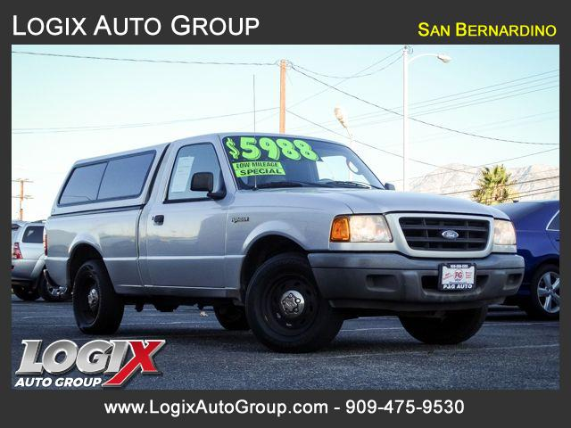 2003 Ford Ranger XL Short Bed 2WD - 311A - San Bernardino #B48842